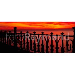 Balcón del Mediterráneo. Amanecer
