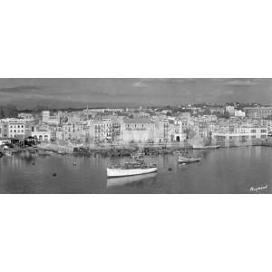Ampliación del Puerto de Tarragona en B/N